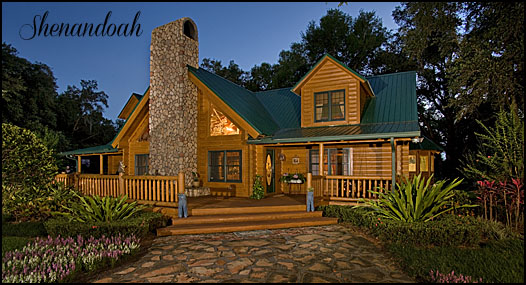 Shenandoah by Log Home Guys of Georgia